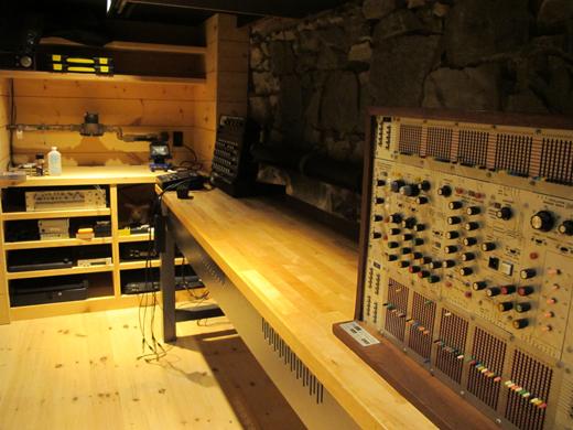 Every great studio needs a workbench.