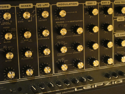 The Analogue Solutions Leipzig
