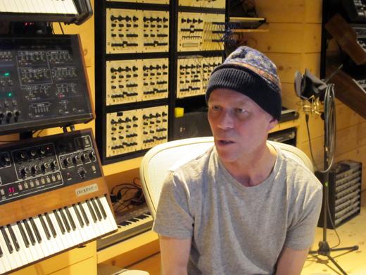 Icons: Inside Vince Clarke's Synth Kingdom in Brooklyn