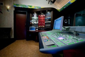 Red Rock Control Room with Avid ICON D-Control