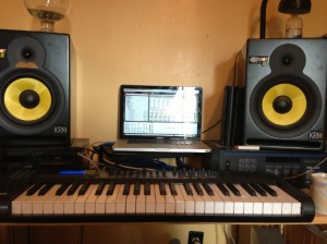 Kurt's personal studio rig gives us some setup ideas.