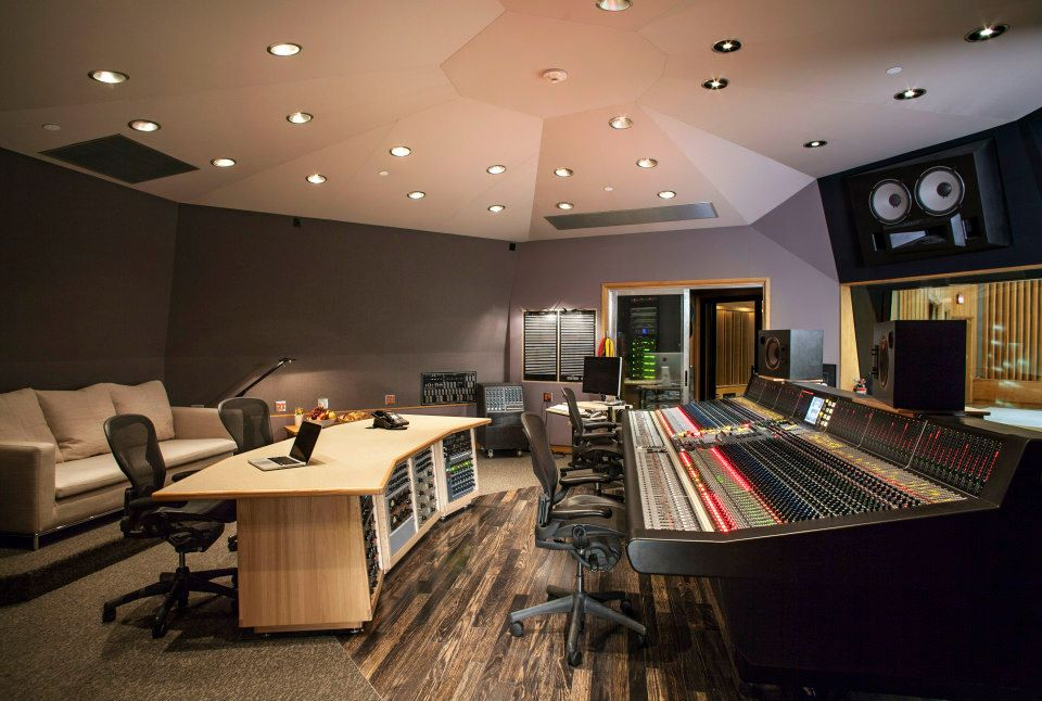 Capitol Studios Opens New Rooms Launches New Mastering