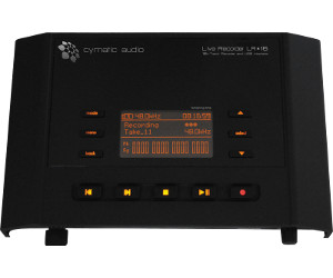 """Cymatic Audio Launches with """"Live Recorder LR-16"""" Audio Interface — Direct-to-USB Recording"""