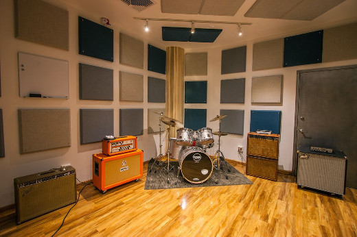 Rehearsal Recording Studio Sweet Spot Replay Music