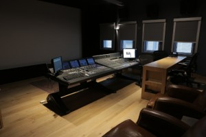Studio B provides Dolby-certified sound and natural light -- an uncommon combination. (click to enlarge)