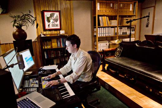 Terrific Ocean Way Launches New Studio C Production Room Sonicscoop Largest Home Design Picture Inspirations Pitcheantrous