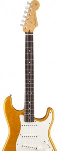 Fender Custom Deluxe Stratocaster - Maple Neck
