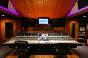 Conway's Studio C houses a Neve 88R. (click to enlarge)