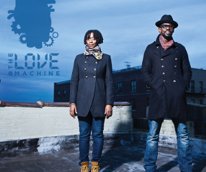 Event Choice: The Love Machine Project EP Release – 6/13, DROM, NYC