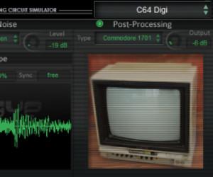 Plogue Releases Chipcrusher – Bitcrusher, Speaker Sim and Noise Machine