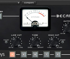 Elements of Mixing with Bassy Bob: The Decapitator – Small But Mighty Mix Tool