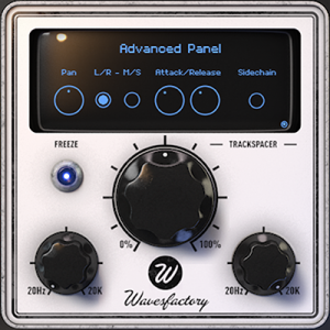 Wavesfactory Releases TrackSpacer 2.0 – Updated Plugin for Mixing & Post