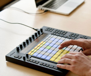 Review: Ableton Push Instrument & Controller — By Erin Barra
