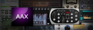 AAX (Avid Audio eXtension) is the plug-in format introduced last year with Pro Tools 10