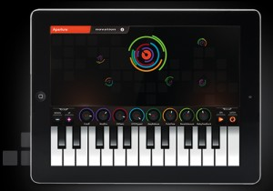 The Launchkey app is a synth with a touch-screen interface for creating and morphing sound in multiple ways at the same time.