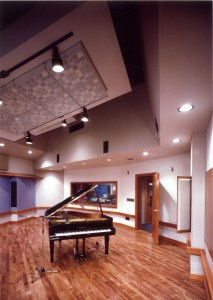 Cotton Hill live room. Photo by Robert Wolsch Designs Inc.