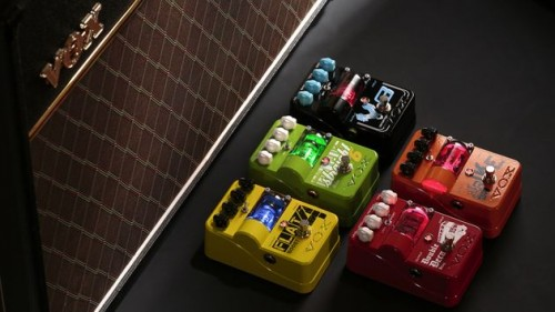 Tone Garage pedals will be putting their guts on display with musicians later this Summer.