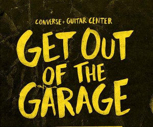"""Get Out of the Garage"" Launches – Record with Dev Hynes at Converse Rubber Tracks"