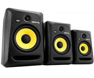 KRK Systems Launches ROKIT G3 Studio Monitors