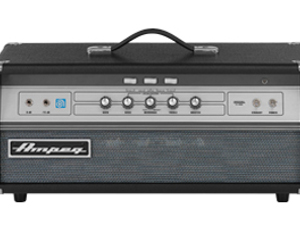 Ampeg Announces Reissued V-4B All-Tube Bass Head, Two New SVT Cabinets
