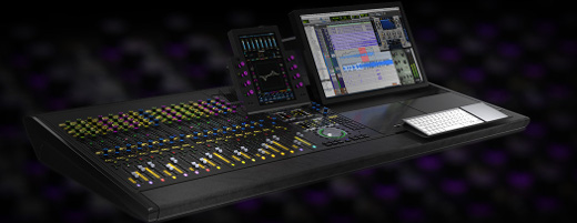 Avid Debuts S6 Control Surface for Recording, Mixing, Editing & Post