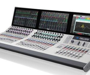 Calrec Audio Announces New Broadcast Console, Callisto