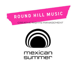Round Hill & Mexican Summer Sign Worldwide Publishing Joint Venture