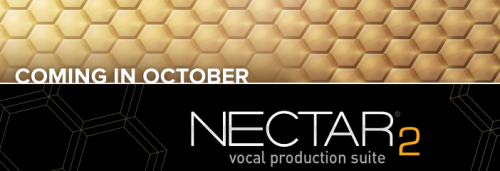 Nectar 2 vocal suite never sounded so sweet.