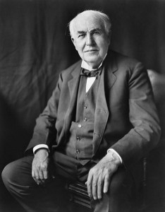 Thomas Alva Edison's sonic spirit pervades his namesake city in New Jersey.