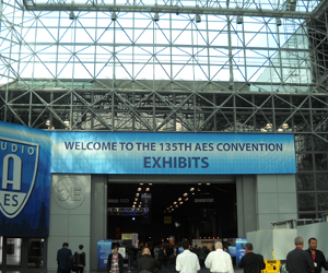 Review: The 135th AES Convention — Which Direction Did This Year's Show Go?