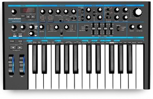 The Novation Bass Station II - a high in low end?