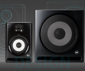 RCF Launches AYRA Line of Pro Reference Monitors