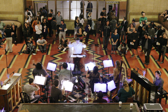 Invisible Cities orchestra
