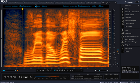Review: iZotope RX 3 Advanced by Zach McNees | Members