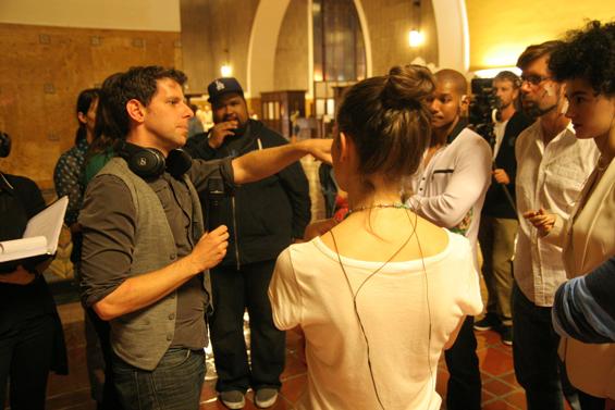 Director Yuval Sharon. Photo by Dana Ross.