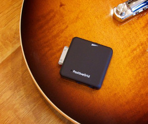 Positive Grid Releases JamUp Plug HD Guitar and Bass Interface for iOS Devices