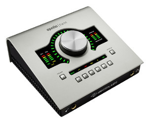 Universal Audio Launches Apollo Twin – High Resolution Desktop Interface