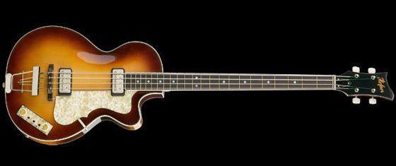 Hofner 500-2 Club Bass