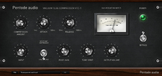 The controls of the VTC-1 are notable for that they lack, as well as what they add.
