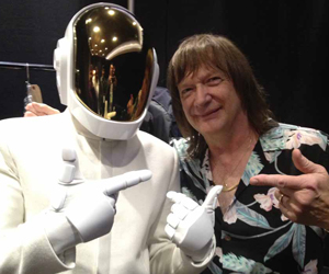 Chris Caswell on Playing the GRAMMYs with Daft Punk and The Beatles