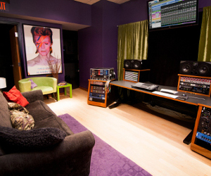 Nouveau Signal Flow: The New Studio I at The Blackbird Academy