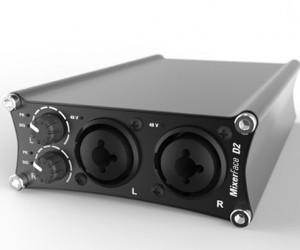 CEntrance Announces MixerFace Portable Recording Interface
