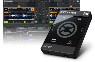 Native Instruments Updates TRAKTOR AUDIO 2 Interface with iOS Compatibility