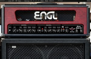 The ENGL® E765 Retro Tube Plug-In, designed for the UAD platform