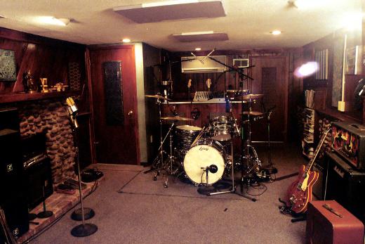 Recording Studio Sweet Spot House Of Vibes Highland