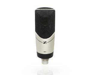 Sennheiser Announces MK 8 — Large Diaphragm Condenser Studio Microphone