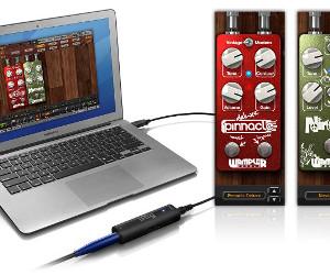 IK Multimedia Announces Availability of Wampler Pedals In AmpliTube Custom Shop