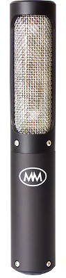 The Model 2 is a ribbon mic that's full of surprises.