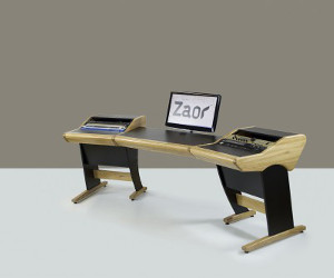 ZAOR Furniture Designers Announce Affordable ONDA Media Workstation