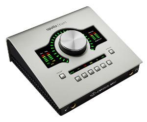 Review: Universal Audio Apollo Twin DUO — by Rich Crescenti